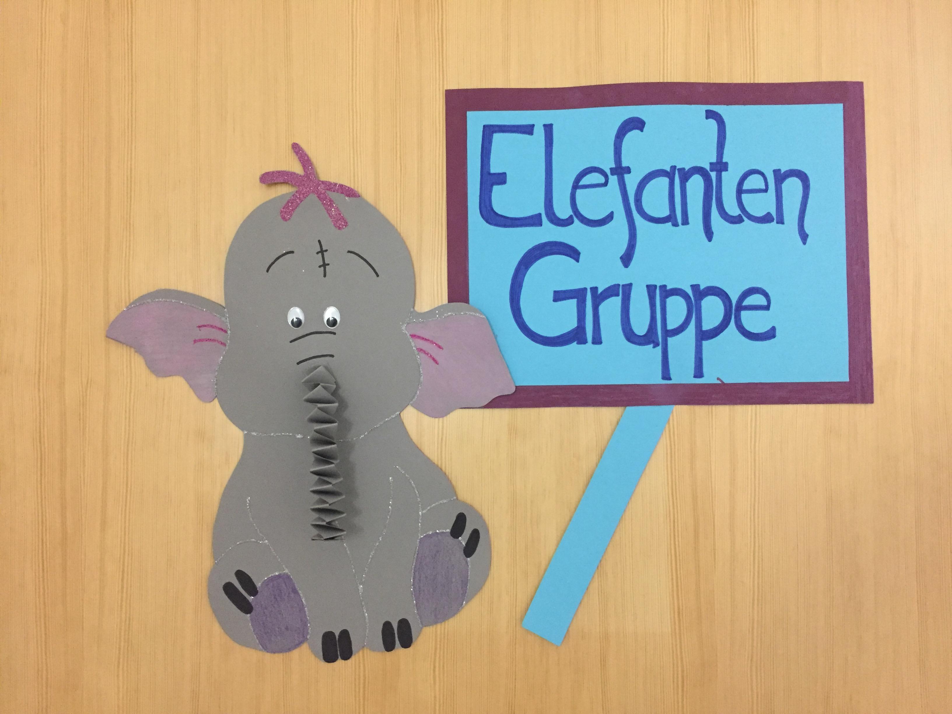 elefanten tür